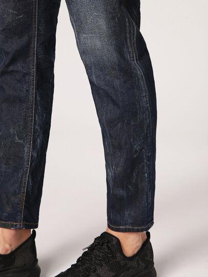 Diesel - Jifer 084SW, Dark Blue - Jeans - Image 7