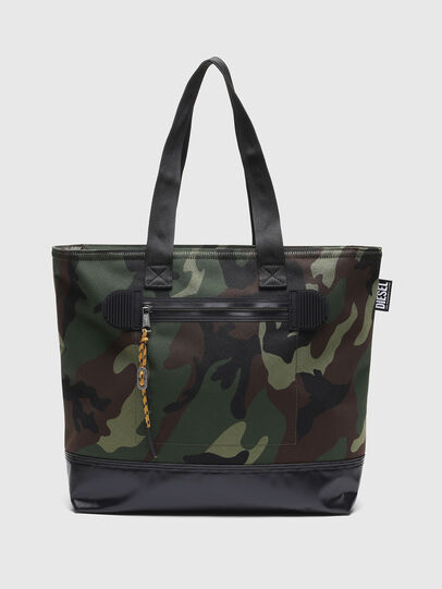 Diesel - RODNEY, Military Green - Shopping and Shoulder Bags - Image 2