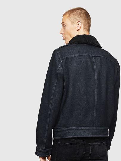 Diesel - W-VLADIMIR, Black - Winter Jackets - Image 2