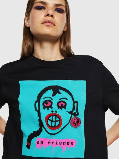 Diesel - T-DARIA-K,  - T-Shirts - Image 4