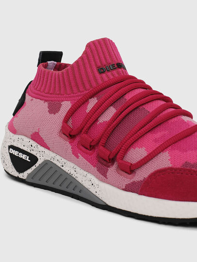 Diesel - S-KB SL W, Pink - Sneakers - Image 5