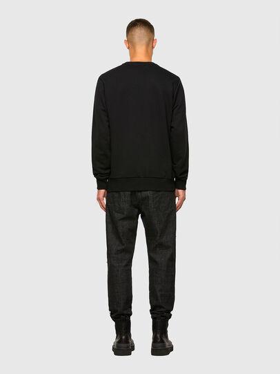 Diesel - S-GIRK-CUTY, Black - Sweatshirts - Image 5
