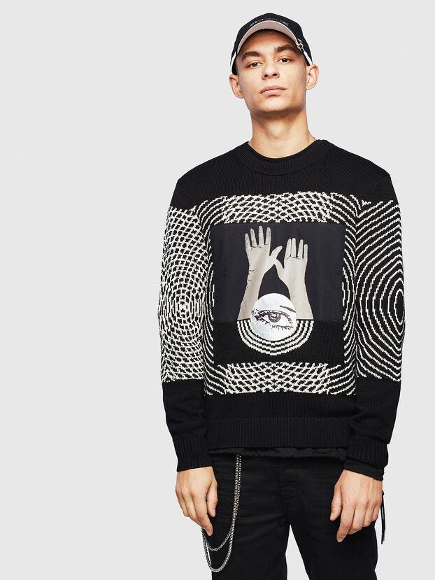 K-OCCHY, Black - Sweaters