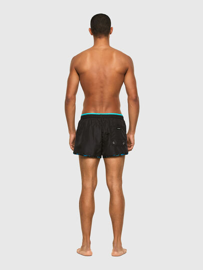 Diesel - BMBX-REEF-30, Black - Swim shorts - Image 2