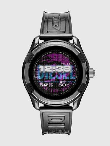 Diesel On Fadelite Smartwatch - Black Transparent