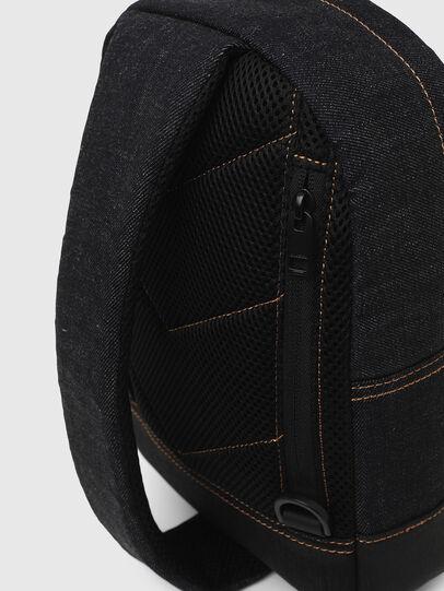 Diesel - BREGGHI, Dark Blue - Backpacks - Image 4