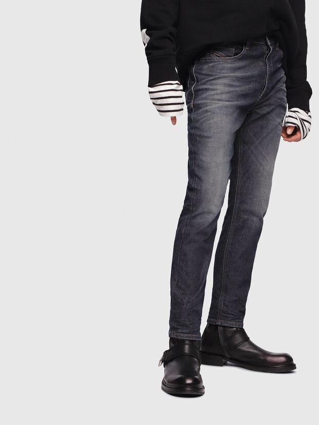 D-Eetar 084ZU, Dark Blue - Jeans