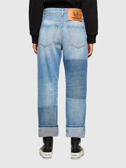 Diesel - D-Reggy Straight Jeans 009ND, Light Blue - Jeans - Image 2