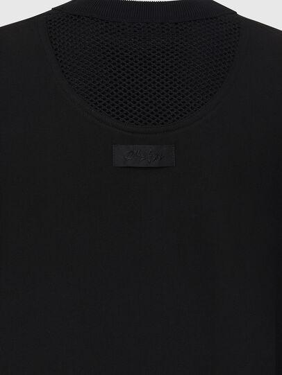 Diesel - M-ROSSI, Black - Sweaters - Image 4