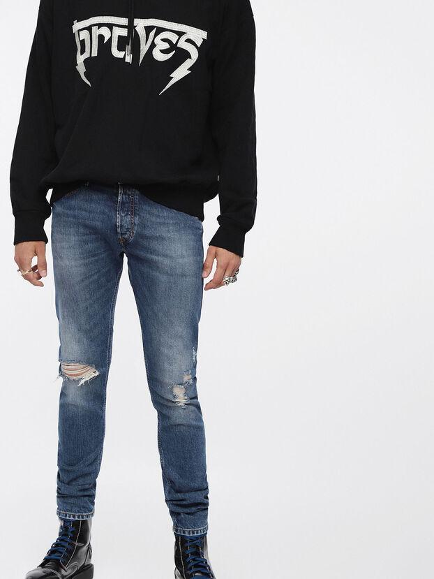 Tepphar 084XT, Medium Blue - Jeans