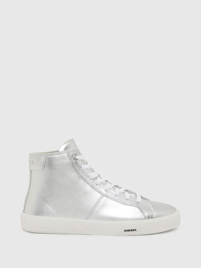 Diesel - S-MYDORI MC W, Plata - Sneakers - Image 1
