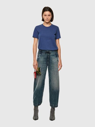Diesel - Krailey Boyfriend JoggJeans® 069YG, Medium Blue - Jeans - Image 6