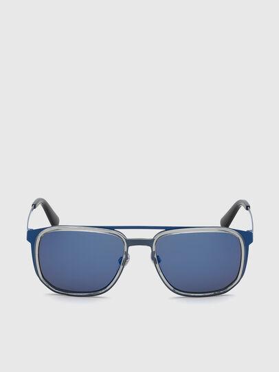 Diesel - DL0294, Blue - Sunglasses - Image 1
