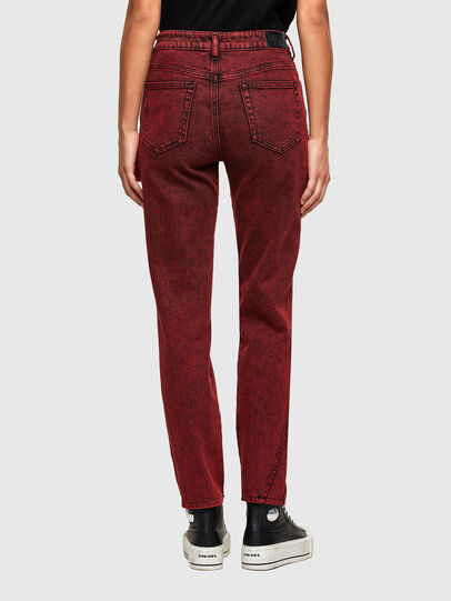 Diesel - D-Joy Slim Jeans 009RJ, Red - Jeans - Image 2
