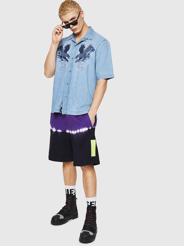 D-RASHI,  - Denim Shirts