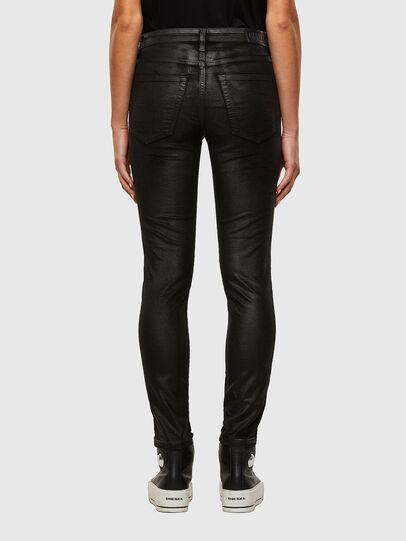 Diesel - Babhila Slim Jeans 069TD, Black/Dark Grey - Jeans - Image 2