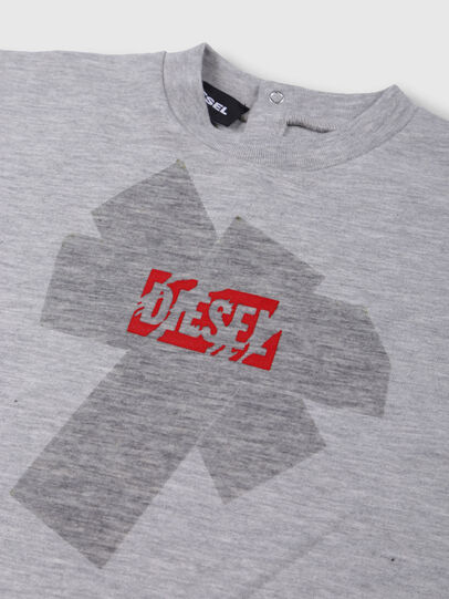 Diesel - TUPIB, Grey - T-shirts and Tops - Image 3