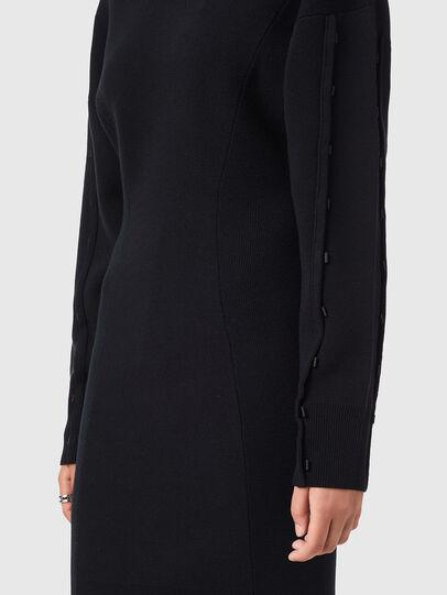 Diesel - M-NUNAVUT, Black - Dresses - Image 3