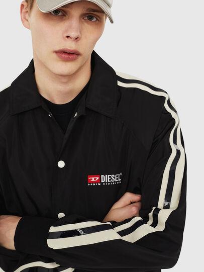 Diesel - J-AKITO, Black - Jackets - Image 3