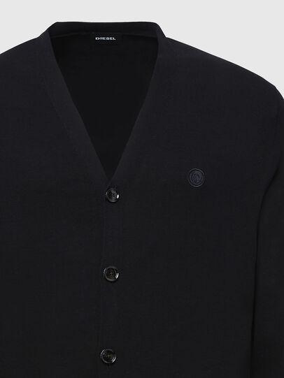 Diesel - K-JAMIE, Black - Sweaters - Image 3