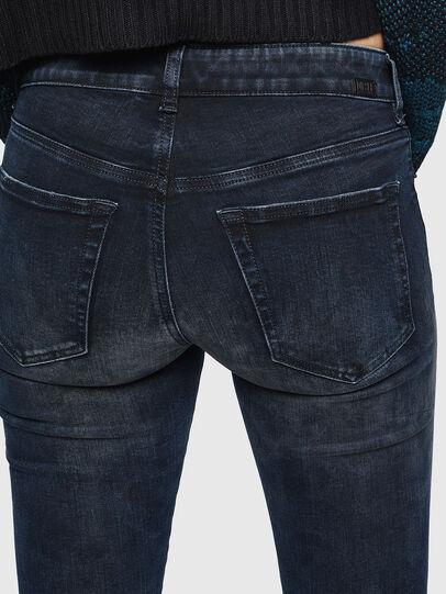 Diesel - Slandy 0091X, Dark Blue - Jeans - Image 5