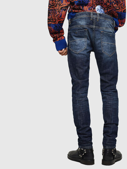 Diesel - Thommer 083AU, Dark Blue - Jeans - Image 2