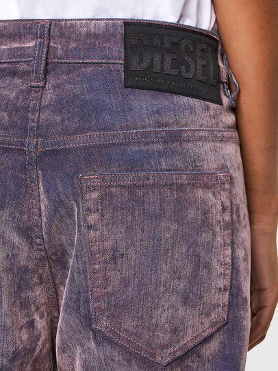 Diesel - Fayza 069RQ, Blue/Pink - Jeans - Image 4