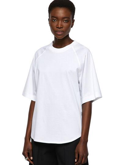 Diesel - T-SPOK-C.C, White - T-Shirts - Image 1