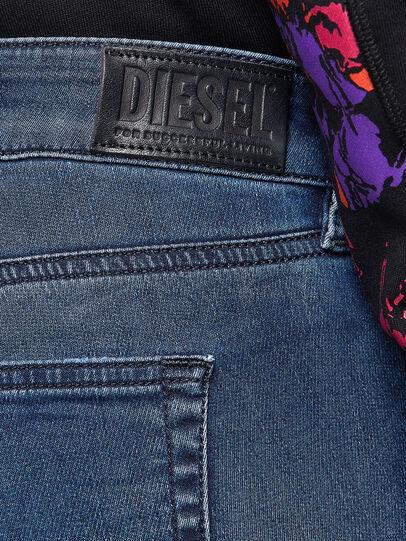 Diesel - D-Ollies JoggJeans® 069SM, Azul Oscuro - Vaqueros - Image 4