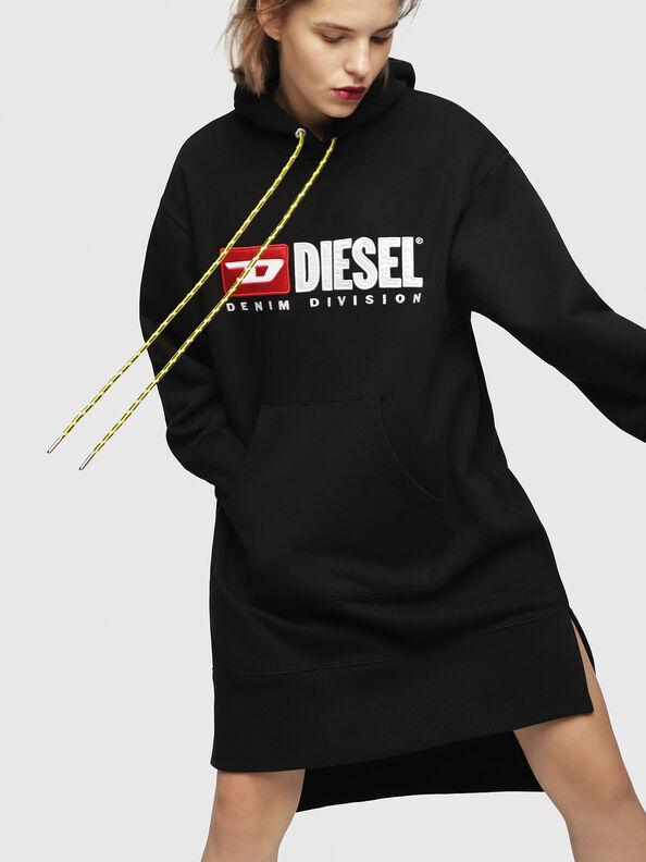 D-ILSE-C, Black - Dresses