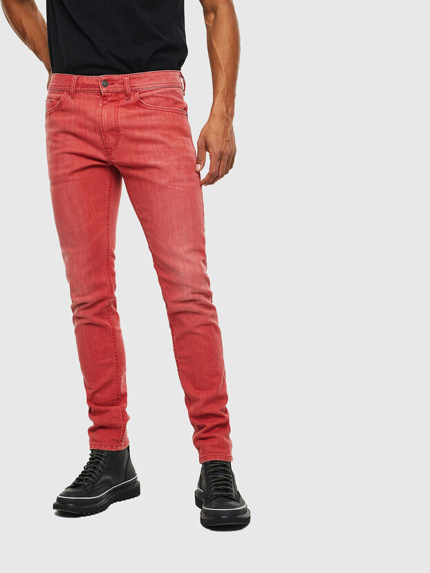 Thommer 0890E, Red - Jeans