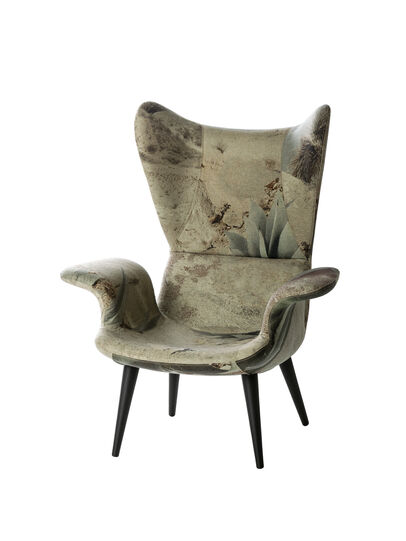 Diesel - LONGWAVE - ARMCHAIR,  - Furniture - Image 3