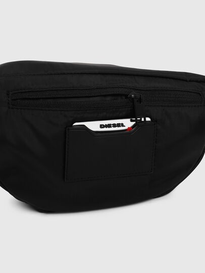 Diesel - NELUMBO, Black - Belt bags - Image 6