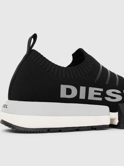 Diesel - H-PADOLA LOW SOCK, Black - Sneakers - Image 7