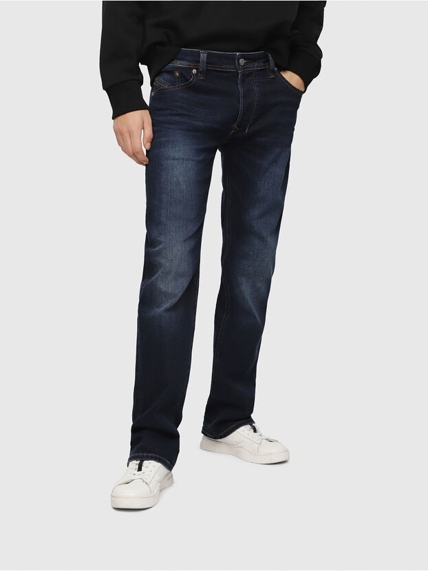 Larkee C84VG, Dark Blue - Jeans