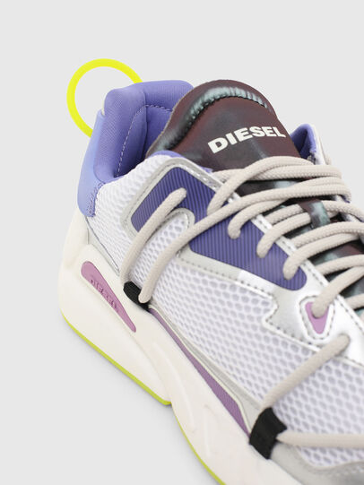 Diesel - S-SERENDIPITY LC EVO, Azul Claro - Sneakers - Image 4