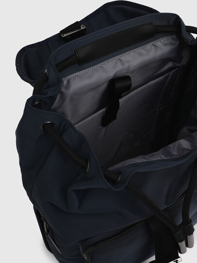 Diesel - RIESE, Dark Blue - Backpacks - Image 4