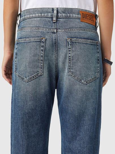Diesel - D-Air Boyfriend Jeans 09B17, Medium blue - Jeans - Image 4
