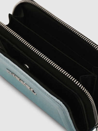 Diesel - BUSINESS LC, Light Blue - Small Wallets - Image 4
