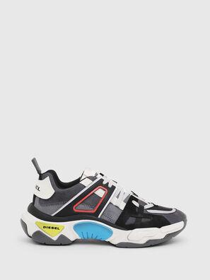 S-KIPPER LOW TREK II, Grey/White - Sneakers