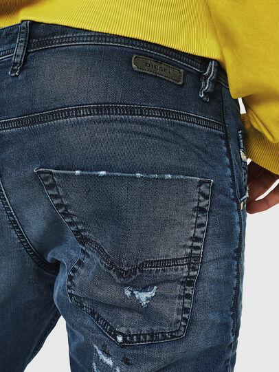 Diesel - Krooley JoggJeans 069HA, Medium Blue - Jeans - Image 4