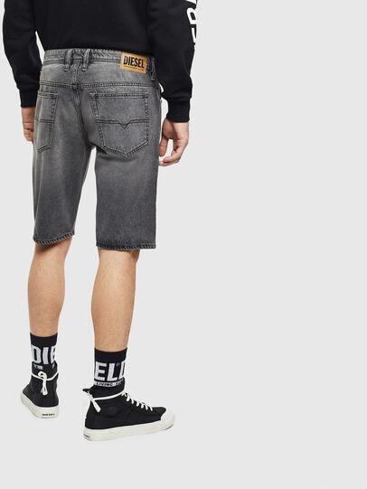 Diesel - THOSHORT, Grey - Shorts - Image 2