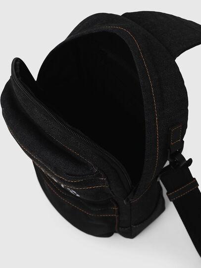 Diesel - BREGGHI, Dark Blue - Backpacks - Image 6