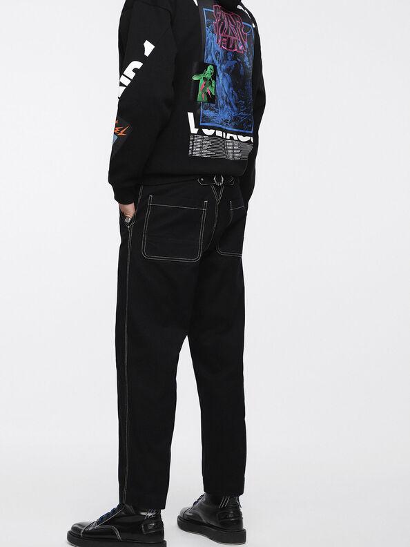 P-FRANK, Black - Pants