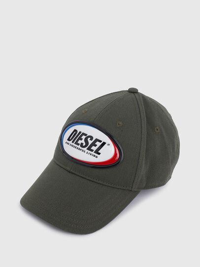 Diesel - C-DIAZ, Military Green - Caps - Image 3