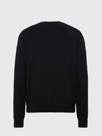 Diesel - K-CROFT, Black - Sweaters - Image 2