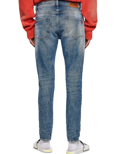 Diesel - D-Strukt Slim Jeans 009MW, Medium Blue - Jeans - Image 2