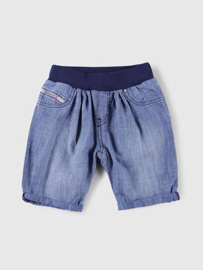 Diesel - PRIGGY-B SH-N, Blue Jeans - Shorts - Image 1