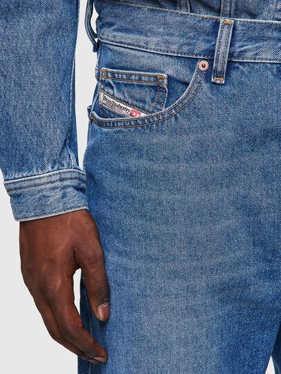 Diesel - D-Macs Straight Jeans 009MG, Medium Blue - Jeans - Image 3