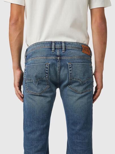 Diesel - Zatiny Bootcut Jeans 009EI, Medium Blue - Jeans - Image 4